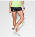 Girl's Under Armour Volleyball Spandex Shorts